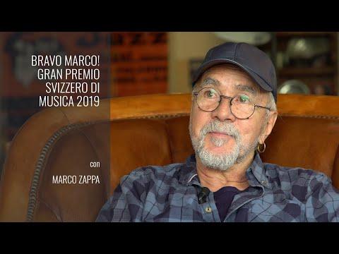Bravo Marco! Gran Premio Svizzero Di Musica 2019
