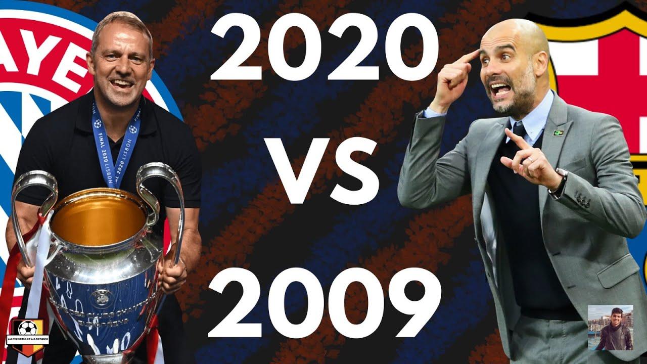 BARCELONA 2009 VS BAYERN 2020 | Guardiola vs Flick | ¿Qué equipo fue mejor? con Adrián Blanco