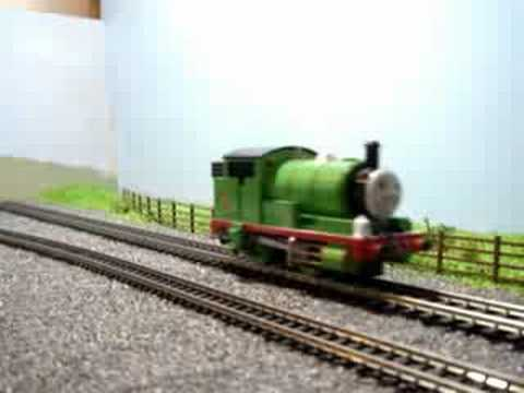 N Gauge Thomas, Percy, James & Henry