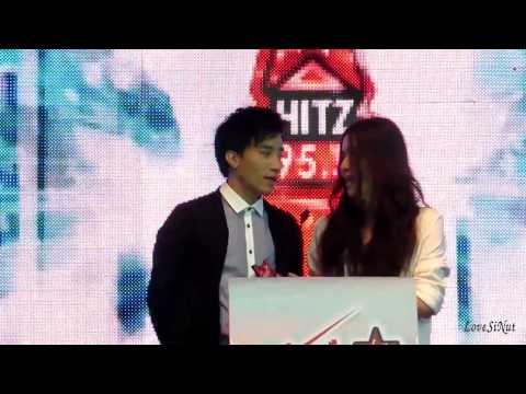 Singular รางวัล Greetz Group @ 95.5 Virgin HitZ GreetZ Awards