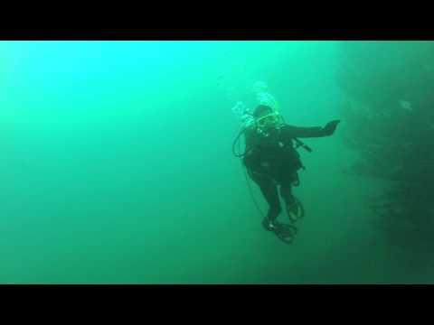 Scuba Diving In Gilboa Quary