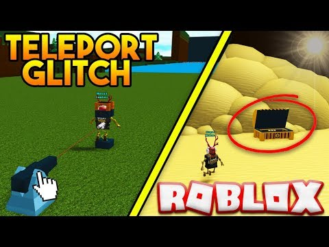 *OVERPOWERED* TELEPORT GLITCH! | Build A Boat For Treasure ROBLOX