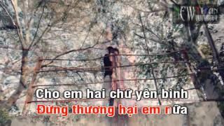 [Karaoke] Thương hại - Khởi My