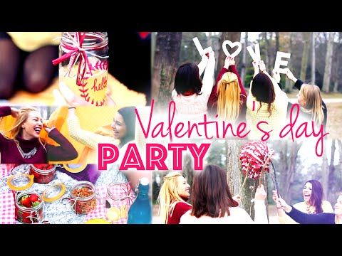 Valentine's Day Party ♥ Entre célibataires ♥