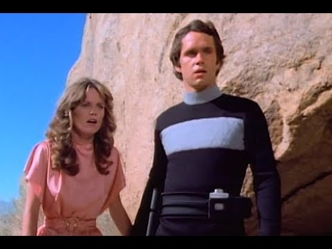 Logan's Run TV Series 197778   with Heather Menzies, Gregory Harrison, and Angela Cartwright