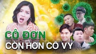 Nhạc chế: CÔ ĐƠN CÒN HƠN CÔ VY - Tuyết Parody MV