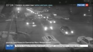 حادثة مروعة تشغل وسائل الإعلام الروسية!