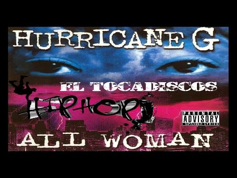 HURRICANE G 1997 ALL WOMAN/DESCARGAxMEGA+Bonustrack/ Disco Completo