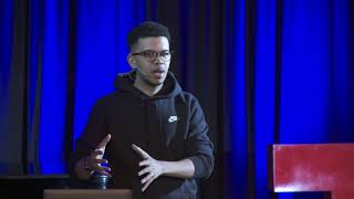 Finding my academic rap voice at Oxford   Sizwe Mpofu-Walsh   TEDxUFS