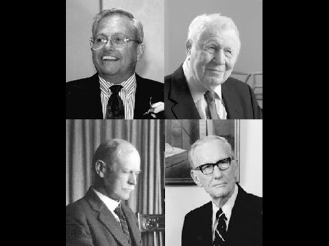 Hall of Fame 2005 — Bill English, Abraham Nemeth, J. Max Woolly, & William Hadley Inductions