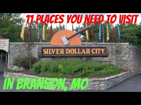 My Favorite Places in Branson, MO