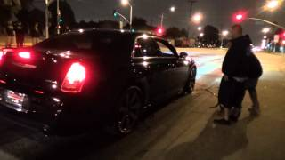 Supercharged 300 SRT8 Vs EVO