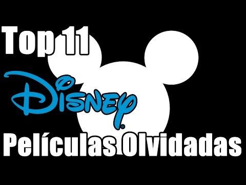 Top 11 Películas Olvidadas De Disney