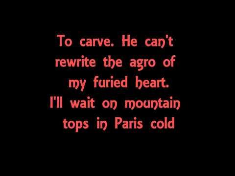 Nightcore - Bloody mary Lyrics