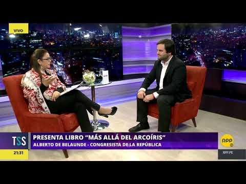 Todo Se Sabe │Entrevista al congresista Alberto De Belaunde