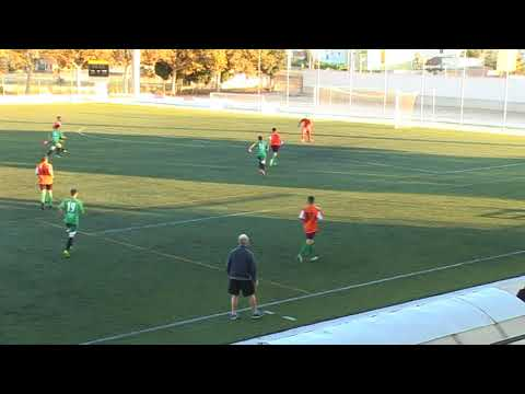 Un gol de Reche dóna el triomf a l'Ascó B, a Deltebre (0-1)