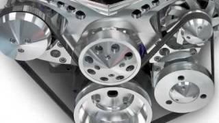 Chevy Revolver Small & Big Block Serpentine Drive Kit