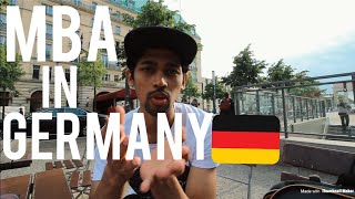 Top 10 MBA - Let's talk about MBA IN GERMANY