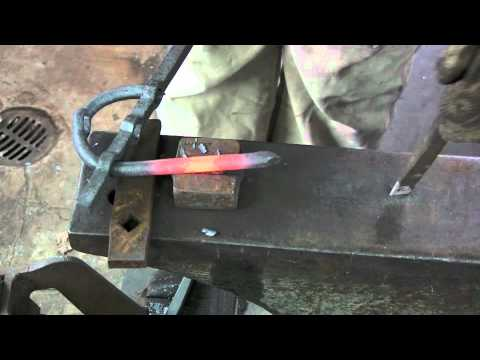 Blacksmithing - Ring project #4