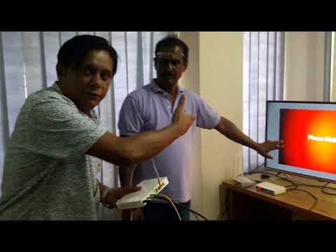 Integrate CATV & Internet via OLT & ONU (Bangla)
