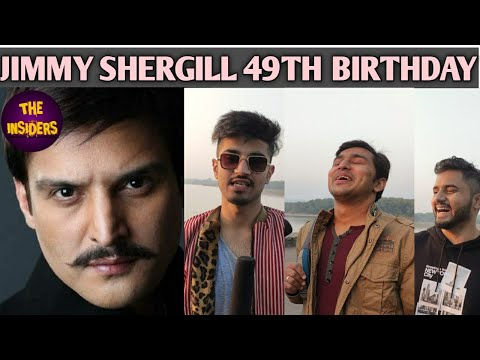 Special Show On 49th Birthday Of Jimmy Shergill |TheInsiders Mp3