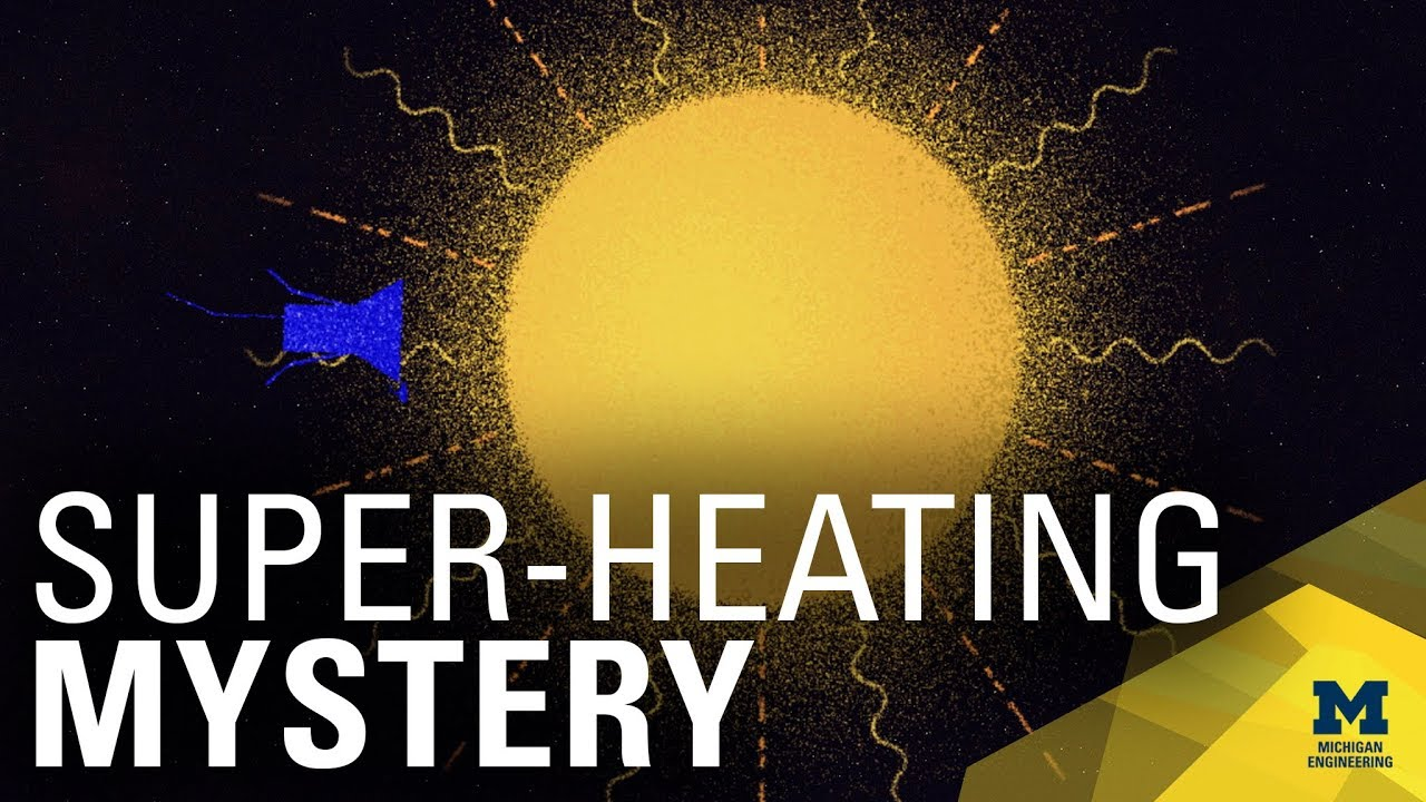 Solving the Sun's burning mystery | Michigan Engineering | Published on June 4, 2019 | YouTube
