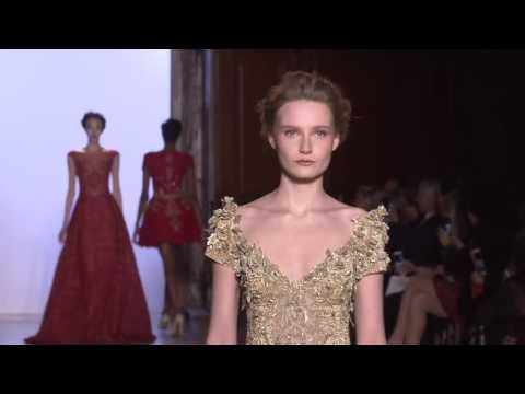 TONY WARD Haute Couture Spring - Summer 2017 Paris Fashion Show