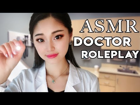 [ASMR] Doctor Roleplay - Yearly Exam