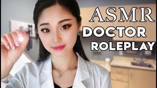 Video [ASMR] Doctor Roleplay - Yearly Exam download MP3, 3GP, MP4, WEBM, AVI, FLV Januari 2018