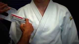 How to wear & measure a properly fitting Judo Gi!