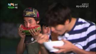 [1N2D ss2 ep77] [cc] Joo Won eats black bean paste noodle