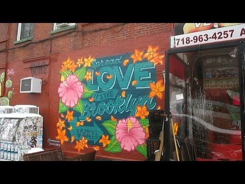 Exploring Williamsburg Brooklyn (03.07.15 | Day 619)