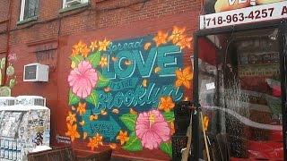 Exploring Williamsburg Brooklyn (03.07.15 | Day 619)