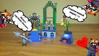 лего Гарри Поттер Спасение От Русалок 4762 Обзор  Lego Harry Potter Rescue From The Merpeople