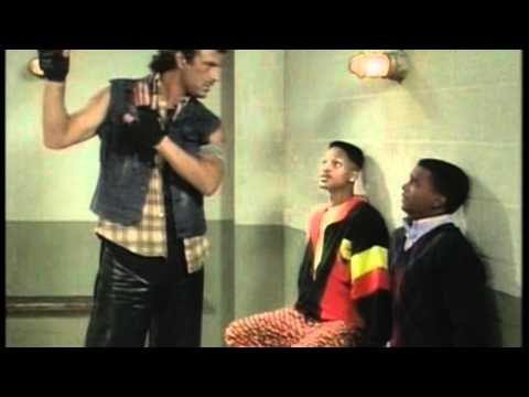 Fresh Prince - Will & Carlton Go To Jail HD
