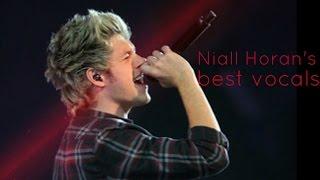 Niall Horan Best Vocals