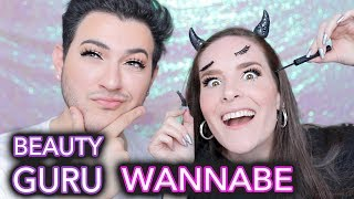 LINER & LASHES | Teach Me How To Beauty Tour EP2 ft. Manny MUA