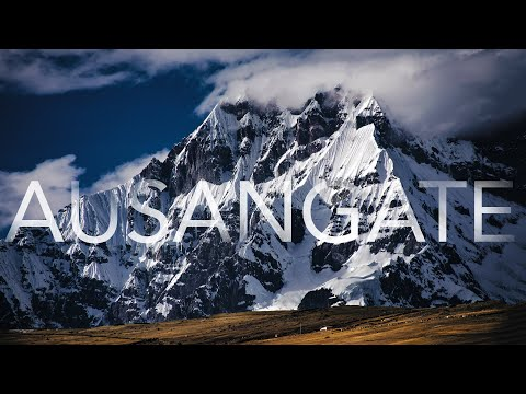 Most Beautiful Trek in Peru Ausangate 4k