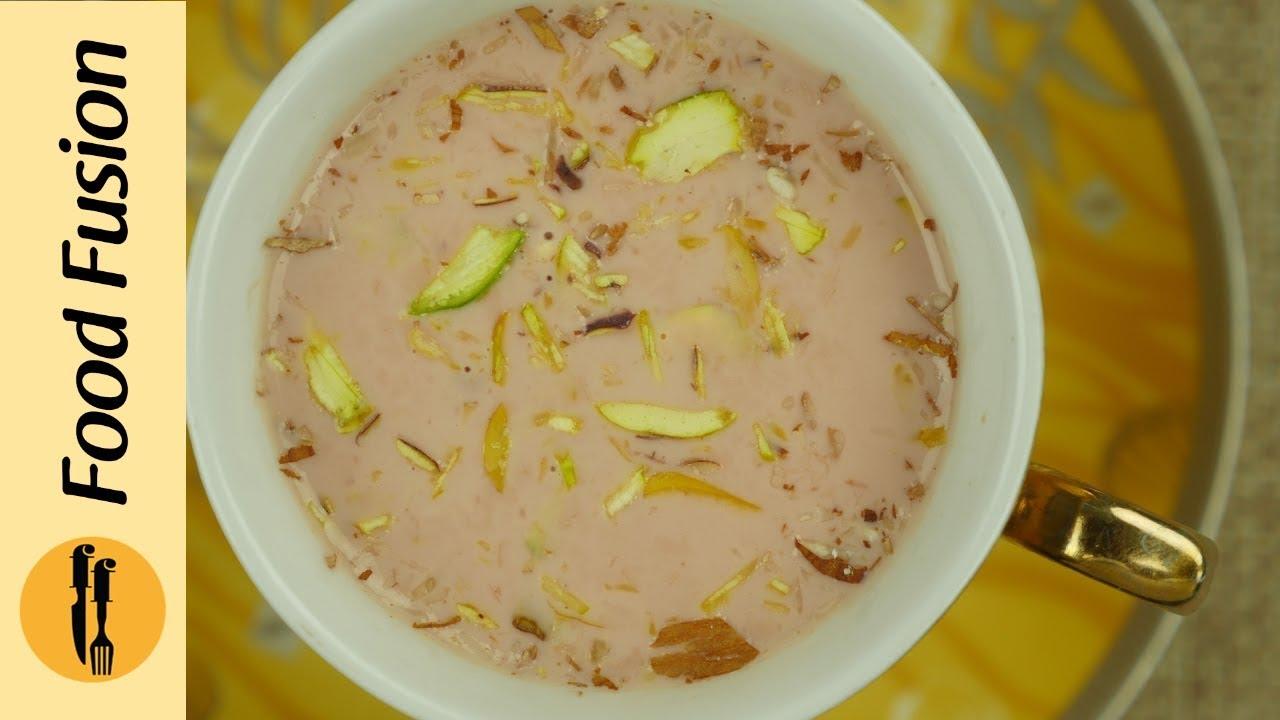 how to make kashmiri chai at home