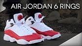 quality design 50e3f 30f74 The Jordan 6 Rings Appears In A Crisp Black And Ice   air jordan 1 ...
