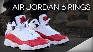 Video Air Jordan 6 Rings | 2018 Edition download MP3, 3GP, MP4, WEBM, AVI, FLV Agustus 2018