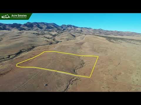 Breathtaking Mountain View 20.86-acres Parcel for Sale near San Antonio, NM