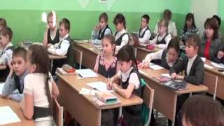 урок рус.языка Петрова О.С.Школа 13
