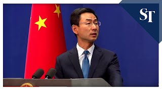 China rejects penal labour allegations