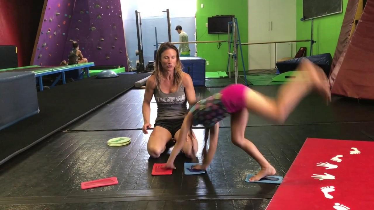 How to Teach Cartwheels