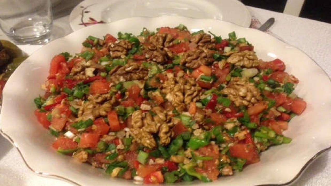 Gavurdağı Salatası Tarifi Videosu