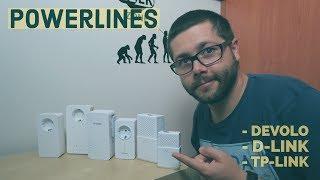 Quais os Melhores Powerlines? Devolo, D-Link ou TP-Link?