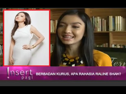 RALINE SHAH Bocorkan RAHASIA Berbadan Langsing, IDEAL Dan ...