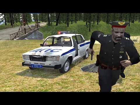 Приколы в GTA 4: Криминальная Россия #3