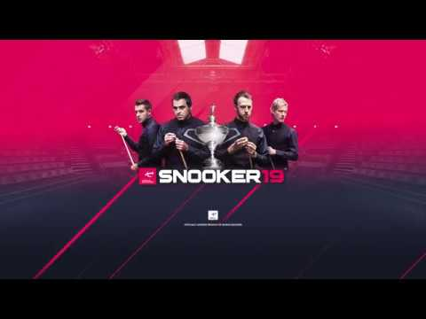Snooker 19 Launch Trailer | PC | PS4 | Xbox One | Nintendo Switch